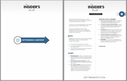 Insider Guide Preview