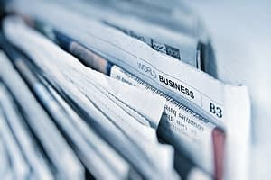 Translation of news and press releases