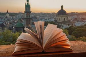 Publishers' Forum in Ukrainian Lviv