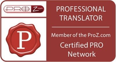 Olesya Zaytseva: ProZ certified translator, English to Russian
